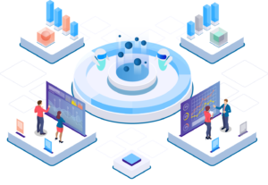 Connected3 - Connected data and systems across your entire business for better insight and collaboration